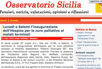 Osservatorio Sicilia