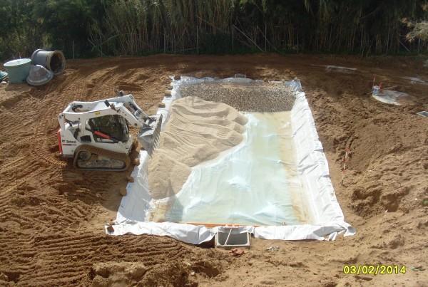 Realizzazione impianto di Fitodepurazione (Triscina)