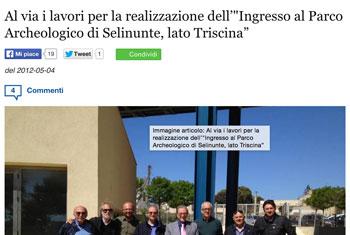 Castelvetrano news
